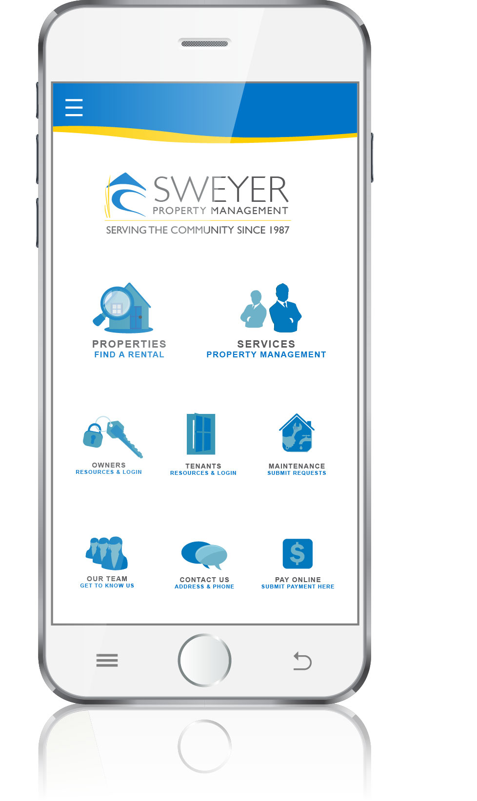 Sweyer Mobile App