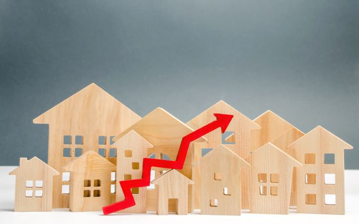 increasing equity on rental investment